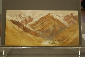Lasser Pass,  Karakoram Range