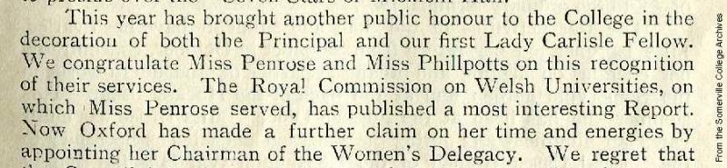 SSA Annual Report 1918