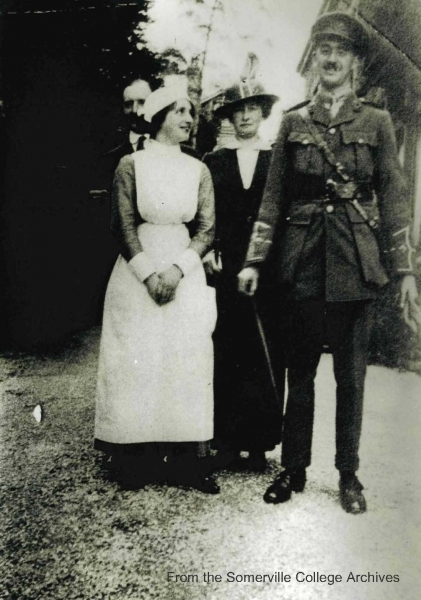 Vera and Edward Brittain