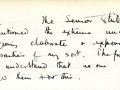 College Meeting Minutes 24th January 1917
