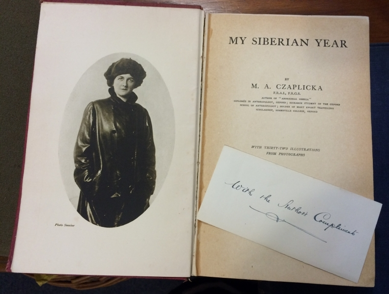 My Siberian Year by M.A. Czaplicka