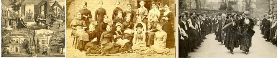 Somerville College History Blog