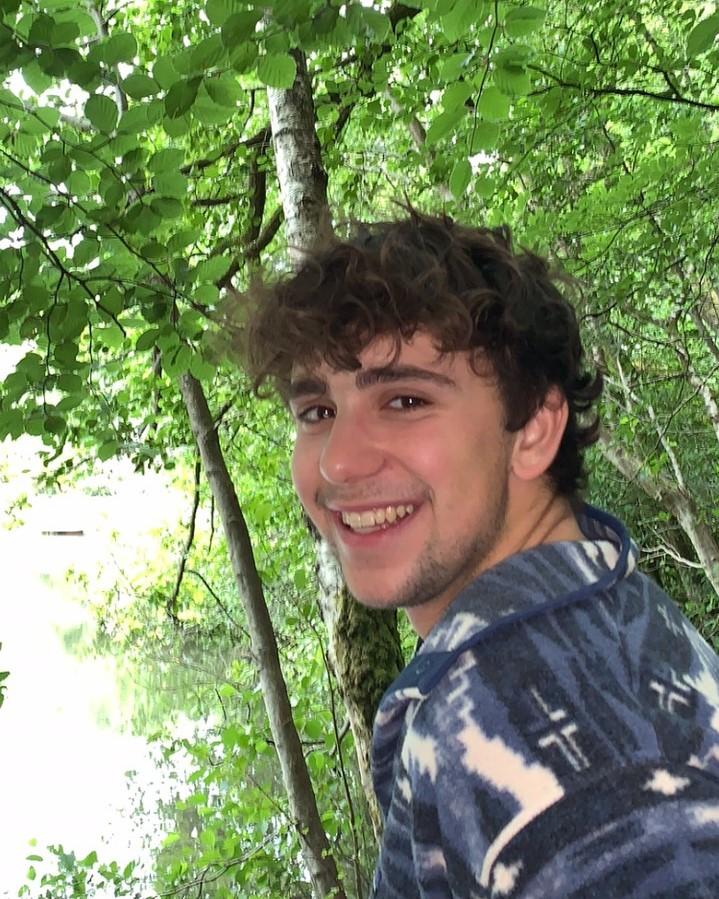 Fabio smiling