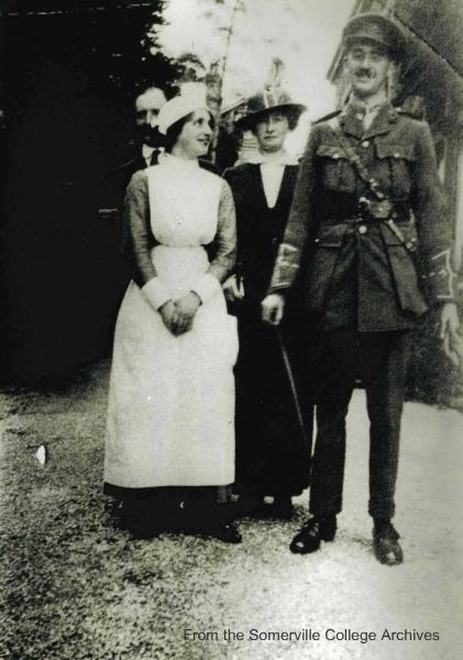 Vera and Edward Brittain