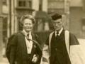 Emily Penrose and Gilbert Murray