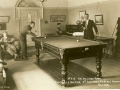 SCR as billiard room