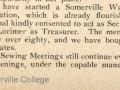 The Fritillary December 1916; the Somerville War Savings Association